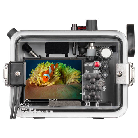 Ikelite Underwater Housing and Sony RX100 Mark VI Camera Kit