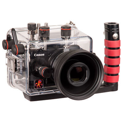 Ikelite Underwater Housing for Canon G1X Mark II - Underwater - Ikelite - Helix Camera