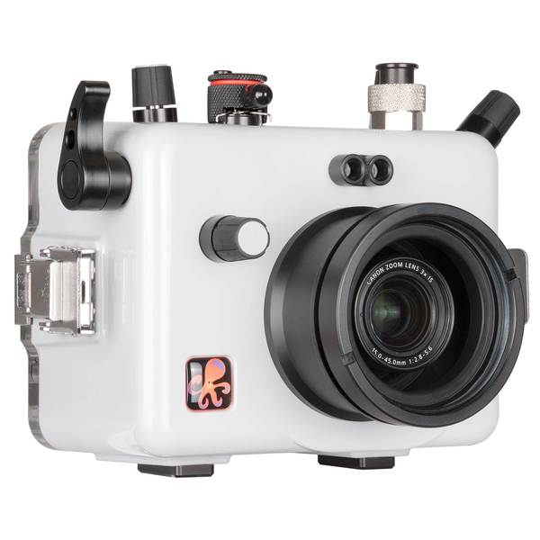 Ikelite Underwater Housing for Canon PowerShot G1 X Mark III Camera