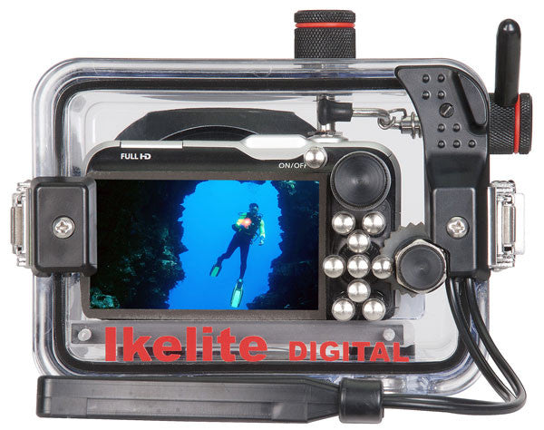 Ikelite Underwater Housing for Canon SX220 & SX230 HS