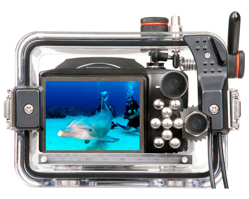Ikelite Underwater Housing for Canon Powershot SX270 & SX280HS