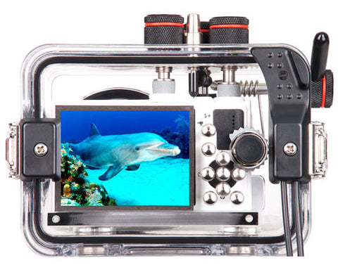 Ikelite Underwater Housing for Nikon Coolpix P330 - Underwater - Ikelite - Helix Camera