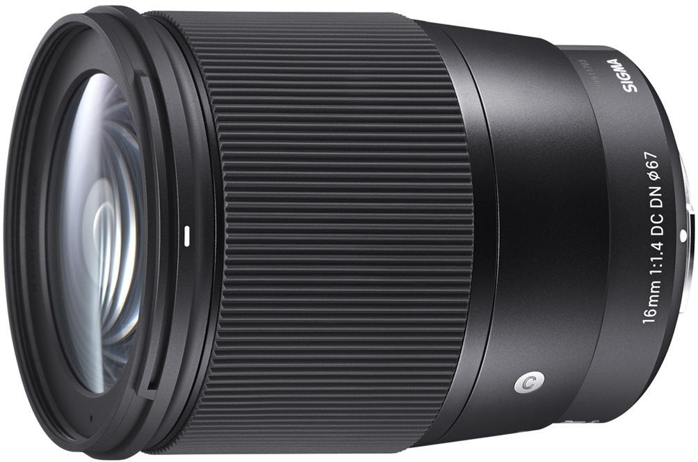 Sigma 16mm F1.4 DC DN | C - Sony E-Mount