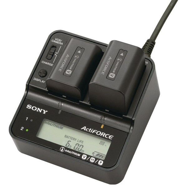Sony AC-VQV10 - Photo-Video - Sony - Helix Camera