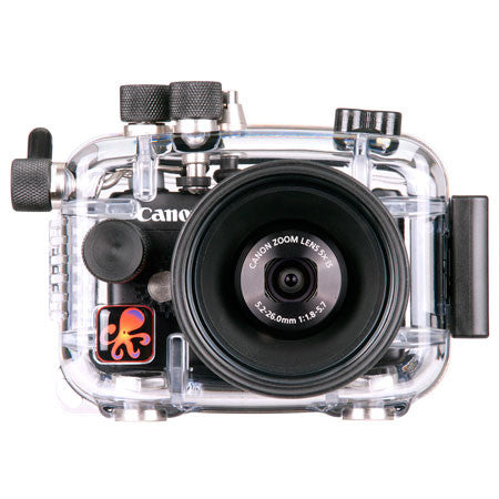 Ikelite Underwater Housing for Canon Powershot S120 - Underwater - Ikelite - Helix Camera