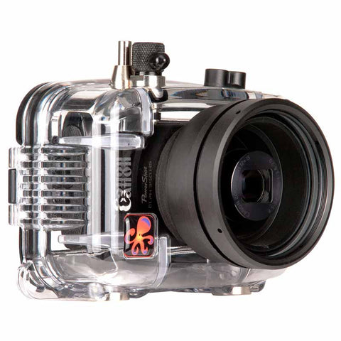 Ikelite Underwater Housing for Canon PowerShot ELPH 350 HS, IXUS 275 HS - Underwater - Ikelite - Helix Camera