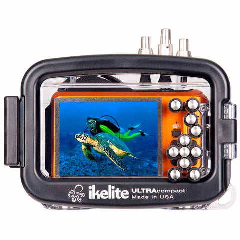 Ikelite Underwater Housing for Panasonic TS5, TS6, FT5 & FT6 - Underwater - Ikelite - Helix Camera