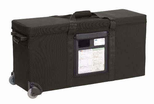 Tenba 634-144 AW-LLC Large Light Aircase with Wheels (Black/Blue) -  - Tenba - Helix Camera