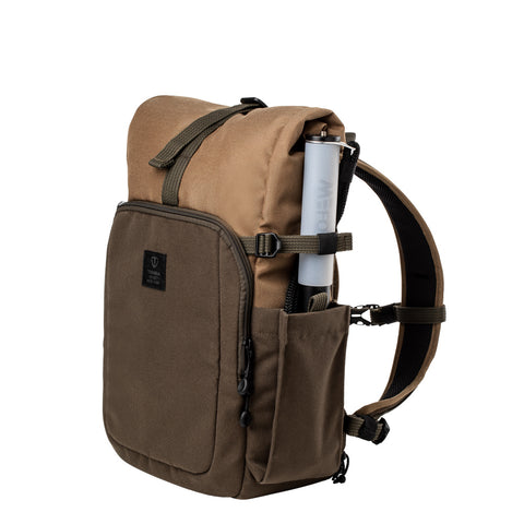 Tenba Fulton 10L Backpack - Tan/Olive
