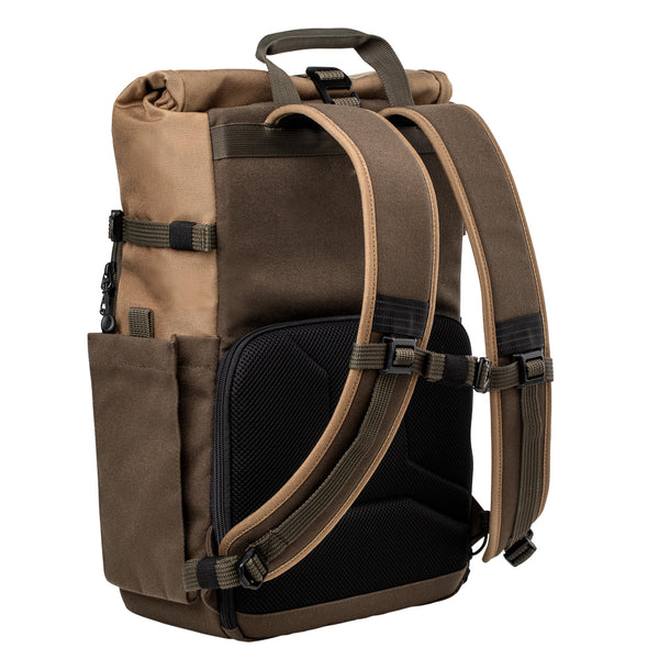 Tenba Fulton 14L Backpack - Tan/Olive