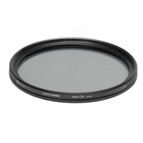 ProMaster 55mm Circular Polarizer - Digital HD - Photo-Video - ProMaster - Helix Camera