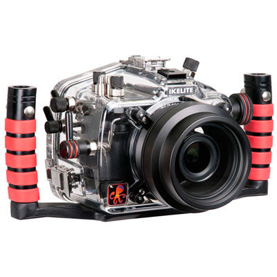 Ikelite Underwater Housing for Panasonic GH3 & GH4 - Underwater - Ikelite - Helix Camera