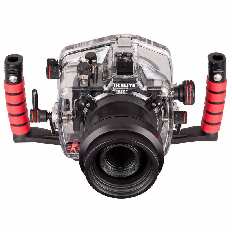 Ikelite Underwater Housing for Canon Rebel T6i DSLR - Underwater - Ikelite - Helix Camera
