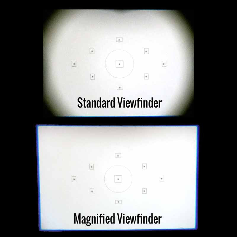 Ikelite Type 2 45 degree Magnified Viewfinder