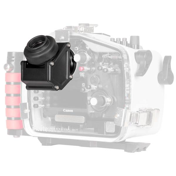 Ikelite 45 Degree Magnified Viewfinder for DSLR and Mirrorless Housings (Type 3)