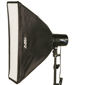 "Smith Victor FL-124 10x24"" Strip Softbox for 110i Monolight"