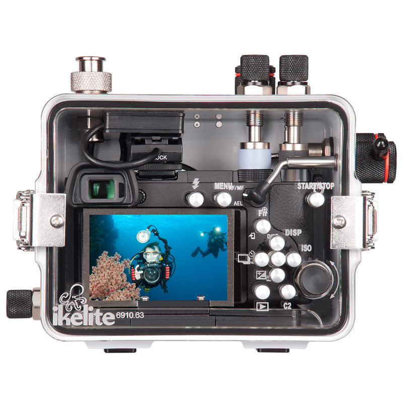 Ikelite Underwater Housing for Sony a6300 - Underwater - Ikelite - Helix Camera