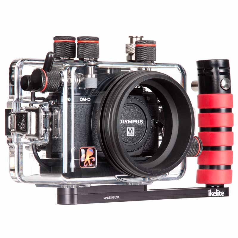 Ikelite Underwater Housing for Olympus OM-D E-M10 Mark II - Underwater - Ikelite - Helix Camera