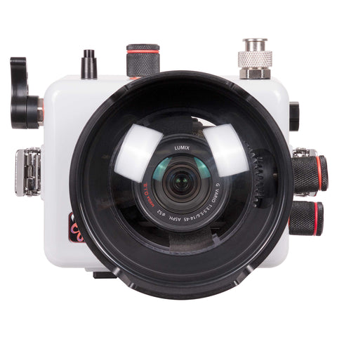 Ikelite 200DLM/A Underwater Housing for Olympus PEN E-PL8 Mirrorless Micro Four-Thirds Digital Camera - Underwater - Ikelite - Helix Camera