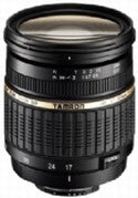 Tamron Canon SP 17-50mm F/2.8 Di II LD Aspherical (IF) w/ hood AF016C700