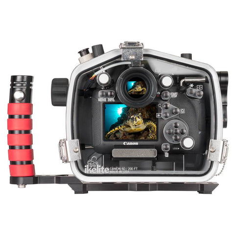 Ikelite 200DL Underwater Housing for Canon EOS 6D DSLR Cameras