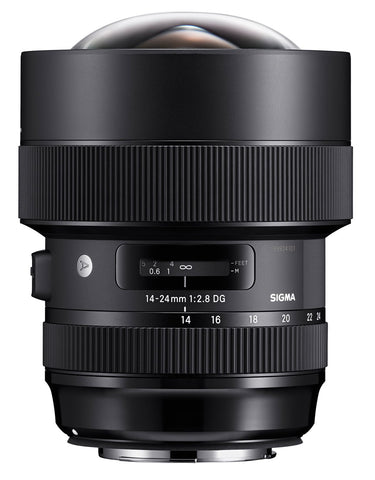 Sigma 14-24mm F2.8 DG HSM | Art - Canon