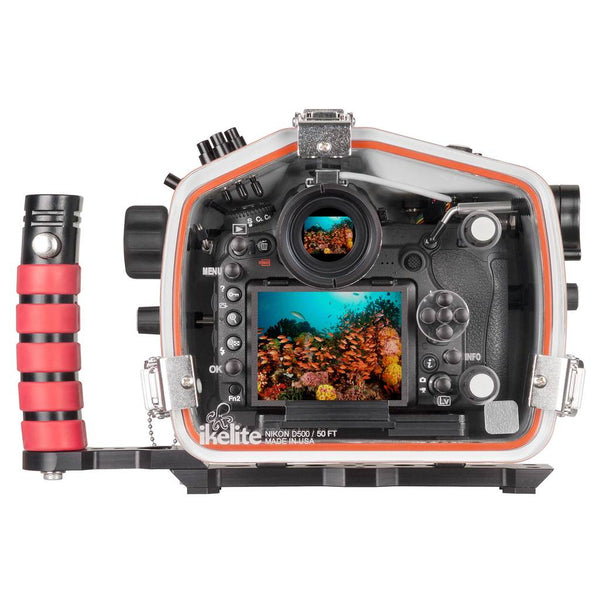 Ikelite Underwater Housing Back for Nikon D500 50FT
