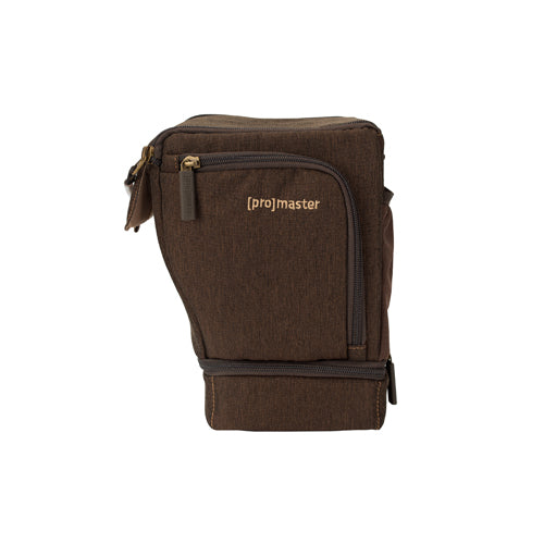 ProMaster Cityscape 16 Holster Sling Bag - Hazelnut Brown