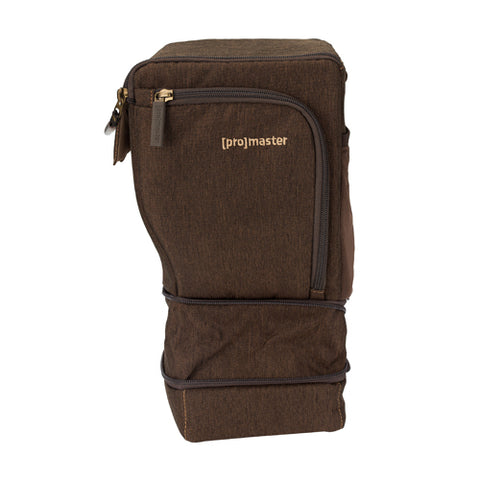 ProMaster Cityscape 25 Holster Sling Bag - Hazelnut Brown