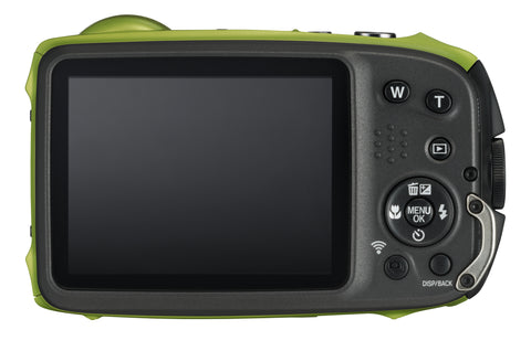 Fujifilm Finepix XP130 Waterproof Camera - Lime
