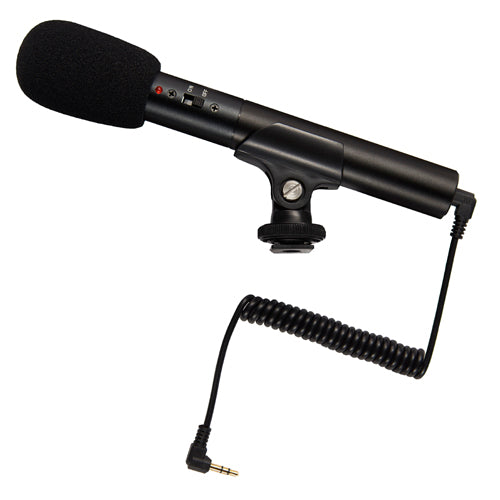 ProMaster SGM1 Compact Shotgun Microphone
