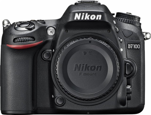 Used Nikon D7100 DSLR Body