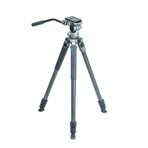 Vanguard Alta Pro 2 263CV Carbon Fiber Tripod with Alta PH-114V