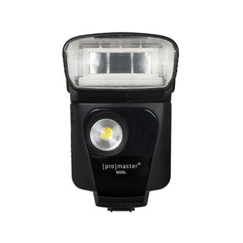 ProMaster 100SL Speedlight for Sony (M.I.S.) - Photo-Video - ProMaster - Helix Camera