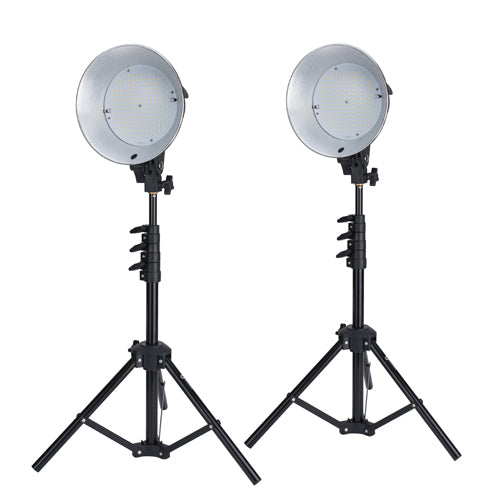 ProMaster Basis B170D LED 2-Light Studio Kit - Daylight