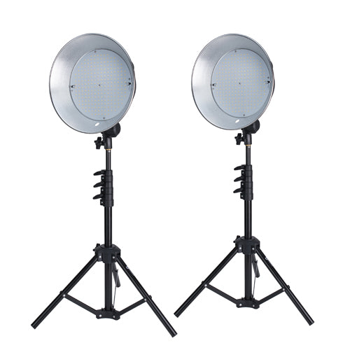 ProMaster Basis B270 LED 2-Light Studio Kit - Daylight