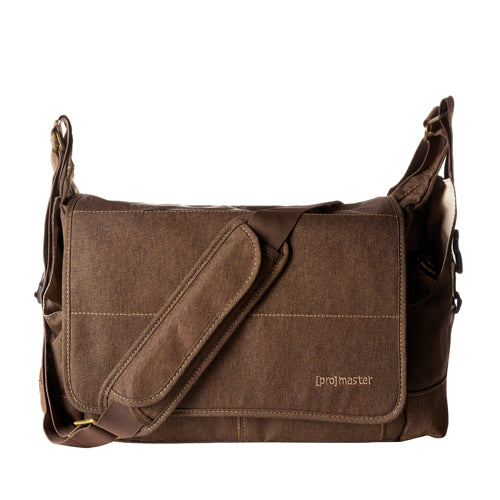 ProMaster Cityscape 140 Courier Bag - Hazelnut Brown