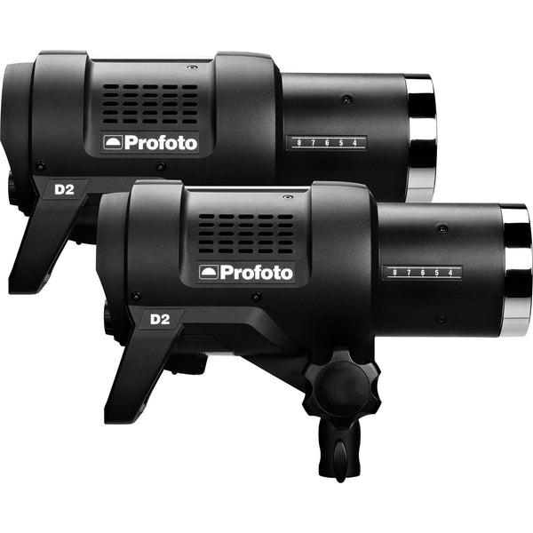 Profoto D2 Duo Kit 1000/1000 Air TTL
