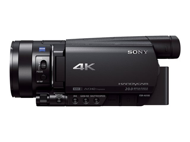 Sony Handycam FDR-AX100 Camcorder