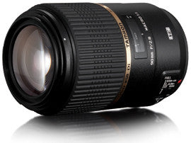 Tamron Sony SP 90mm F/2.8 Di 1:1 Macro w/ hood and case AF272M700