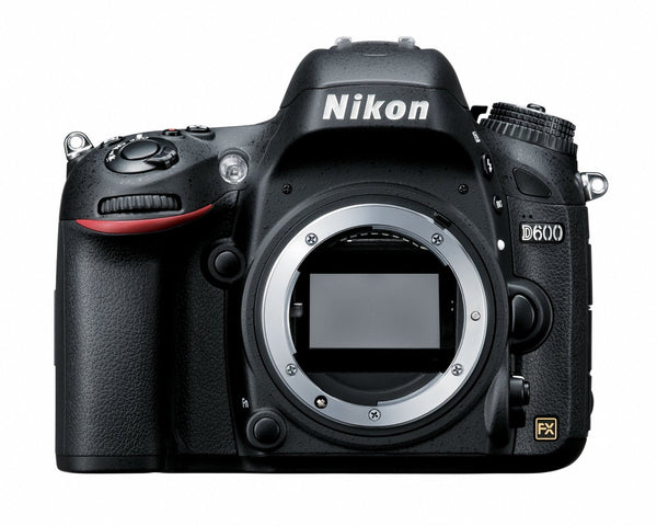 Used Nikon D600 FX DSLR Body Only