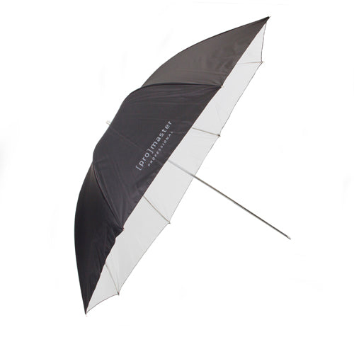 ProMaster Professional Umbrella - Black/White - 45""