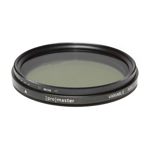 ProMaster 43mm Variable ND - Digital HGX - Photo-Video - ProMaster - Helix Camera