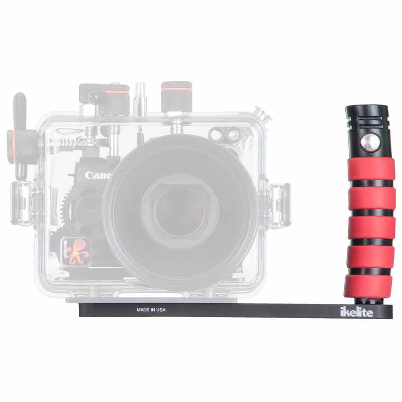 Ikelite Tray & Quick Release Handle for Compact Housings - Underwater - Ikelite - Helix Camera