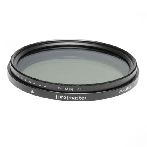ProMaster 37mm Variable ND - Standard - Photo-Video - ProMaster - Helix Camera