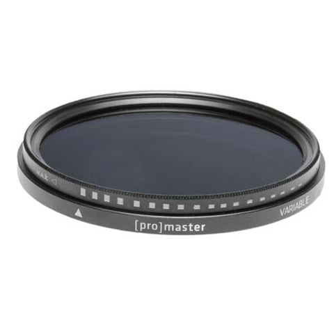 ProMaster 62mm Variable ND - Standard - Photo-Video - ProMaster - Helix Camera