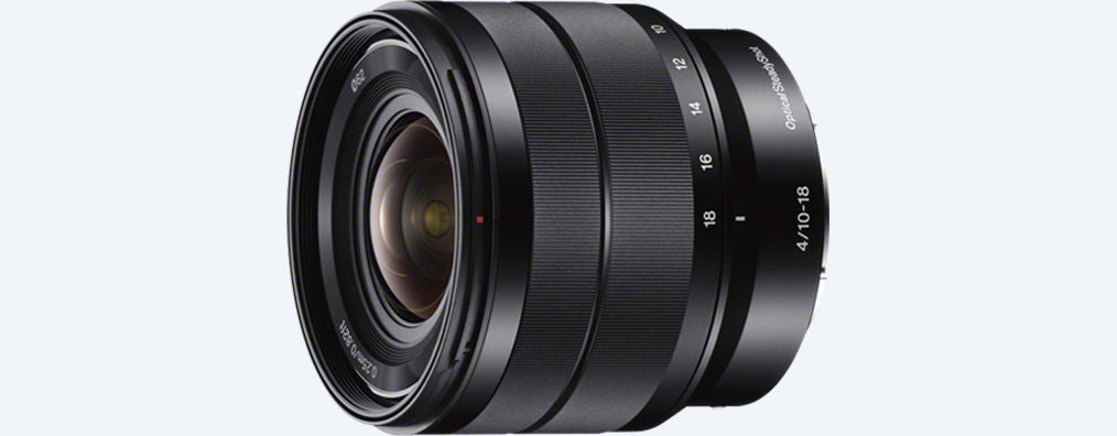 Sony E 10–18mm F4 OSS - Photo-Video - Sony - Helix Camera