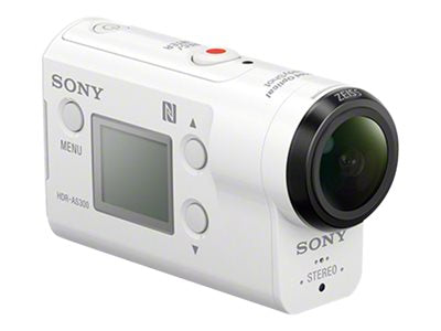 Sony Action Cam-HDR-AS300 with Live-View Remote