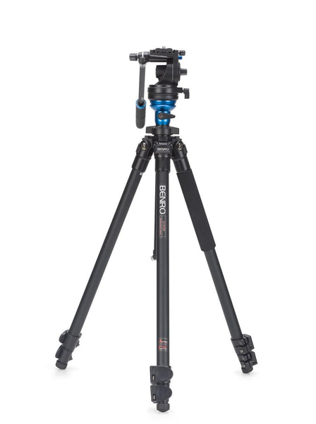 Benro A1573FS2 Video Tripod Kit - Single Legs - Photo-Video - Benro - Helix Camera