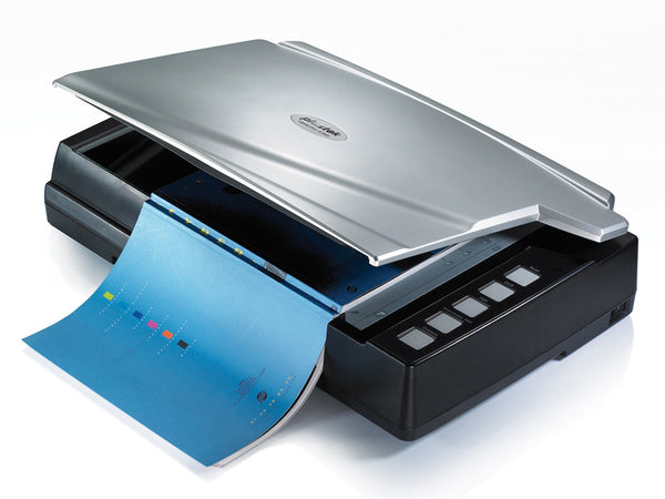 "Plustek OpticBook A300 Large Format 12x17"" Book scanner (PLS-271-BBM21-C) - Print-Scan-Present - Plustek - Helix Camera"